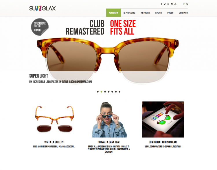 Sunglax | Styled by you