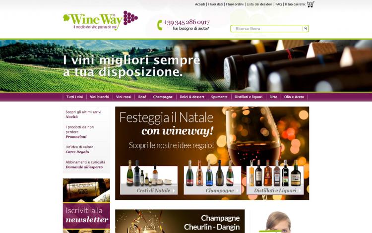 Wineway   Il meglio del vino