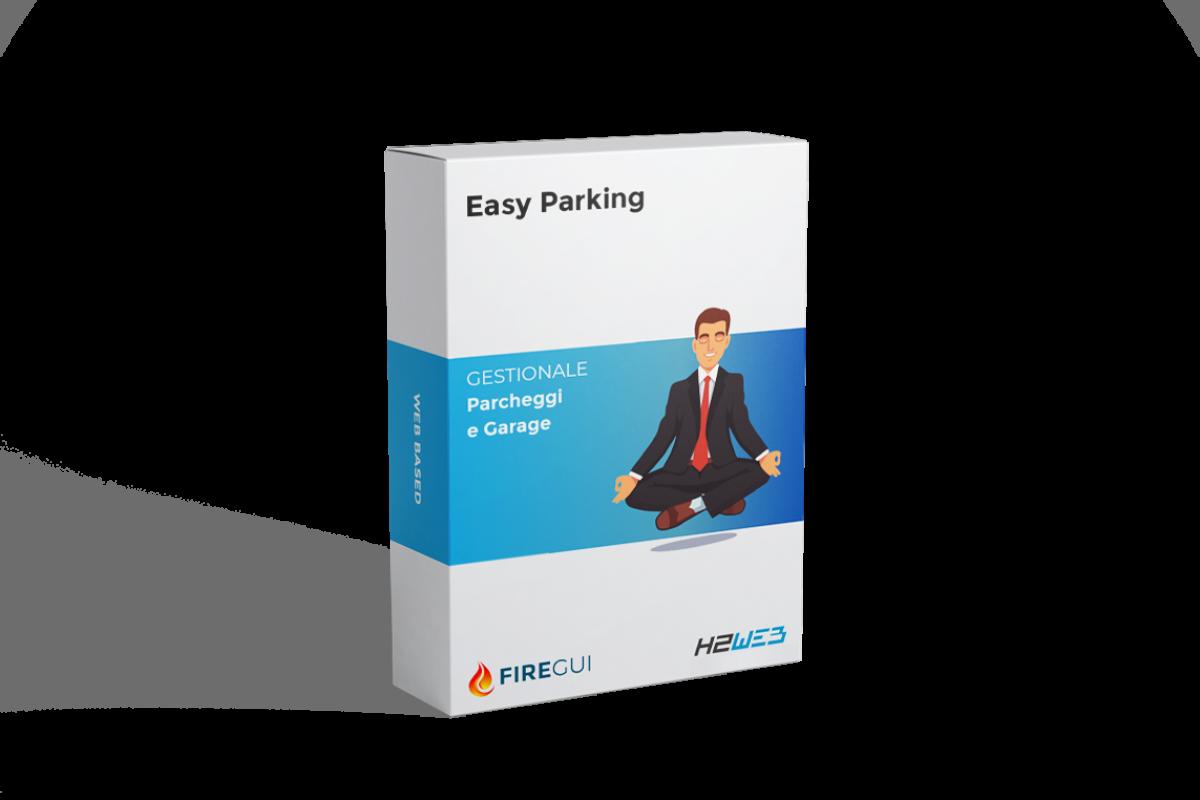 Easy Parking Garage | Gestionale parcheggi