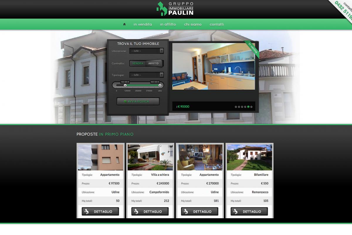 Paulin | Gruppo Immobiliare